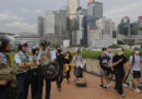 Hong Kong ha rinviato a data da destinarsi la discussione dell'emendamento per cui si protesta da giorni