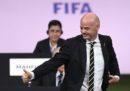 La Coppa del Mondo di calcio per club del 2021, estesa a 24 squadre, si terrà in Cina