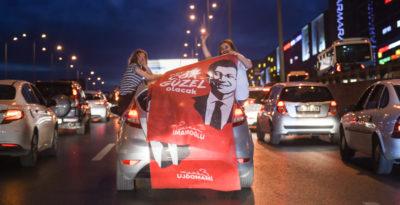 A Istanbul ha ri-vinto l'opposizione