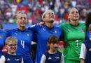 L'Italia giocherà contro la Cina negli ottavi di finale dei Mondiali femminili