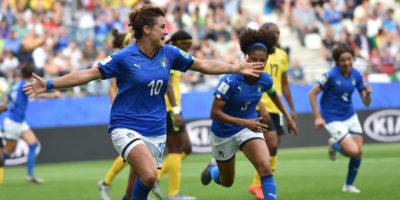 Seconda vittoria ai Mondiali per l'Italia femminile