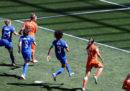 L'Italia è stata eliminata dai Mondiali di calcio femminili