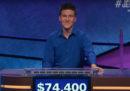 L'ultima puntata del campione di Jeopardy! è stata rovinata