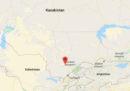 Il Kazakistan ha ordinato l'evacuazione di una città di 44mila abitanti dopo un'esplosione in un deposito di munizioni