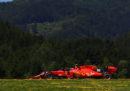 Charles Leclerc partirà in pole position nel Gran Premio d'Austria di Formula 1