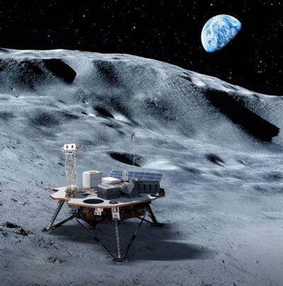 La NASA ha scelto le prime tre compagnie spaziali private per inviare nuovi robot sulla Luna