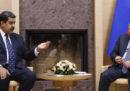 Trump dice che la Russia ha ritirato buona parte del suo personale dal Venezuela