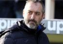 Marco Giampaolo è il nuovo allenatore del Milan