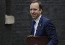 Matt Hancock ha ritirato la sua candidatura a nuovoleader del Partito Conservatore britannico