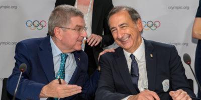 Le Olimpiadi invernali del 2026 si terranno in Italia