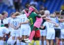Mondiali femminili, le classifiche finali dei gironi