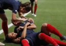 I risultati di mercoledì ai Mondiali di calcio femminili