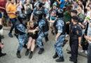 In Russia continuano le proteste per l'arresto di Ivan Golunov