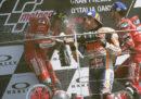 Danilo Petrucci ha vinto il Gran Premio d'Italia di MotoGP
