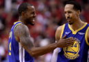 Com'è finita gara-2 delle finali NBA tra Golden State Warriors e Toronto Raptors