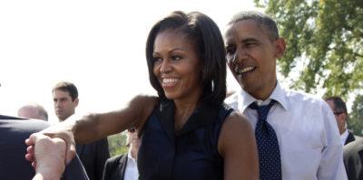 Barack e Michelle Obama realizzeranno alcuni podcast in esclusiva per Spotify