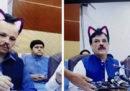 L'involontaria diretta Facebook pucciosa di alcuni funzionari pakistani