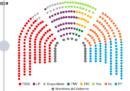 La collocazione dei nuovi parlamentari spagnoli in aula sta scontentando quasi tutti