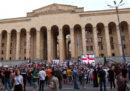 In Georgia il partito di governo ha accettato le richieste dei manifestanti sulla legge elettorale