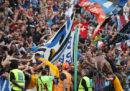 Il Pisa è stato promosso in Serie B dopo aver battuto 3-1 la Triestina