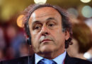 Michel Platini è stato fermato dalla polizia francese