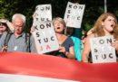 La Corte di giustizia dell'Unione Europea ha stabilito che la controversa legge sul pensionamento dei giudici in Polonia era contraria alle leggi europee