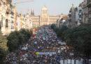 Le proteste contro il primo ministro della Repubblica Ceca