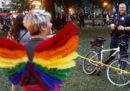 Durante il Pride di Washington c'è stata una fuga disordinata per la paura che qualcuno avesse sparato: era un falso allarme