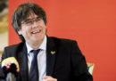 Carles Puigdemont è stato eletto europarlamentare, ma potrebbe non bastare