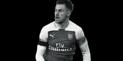 Aaron Ramsey, nuovo centrocampista della Juventus