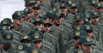 Chi sono queste Guardie rivoluzionarie?