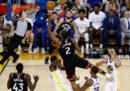I Toronto Raptors hanno battuto i Golden State Warriors in gara-3 delle finali della NBA