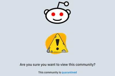 Reddit ha parzialmente bloccato l'accesso al principale gruppo di sostenitori di Donald Trump