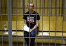 È stato arrestato un giornalista in Russia, e poi sono successe cose inaspettate