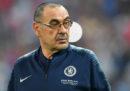 BBC e Guardian dicono che la Juventus ha trovato un accordo col Chelsea per assumere l'allenatore Maurizio Sarri