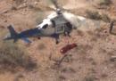 Come non vorreste mai essere soccorsi da un elicottero