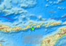 C'è stato un terremoto di magnitudo 5,5 in Indonesia