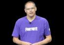 L'uomo dietro il successo di Fortnite