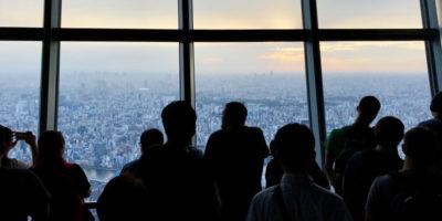 L'attesa del grande terremoto a Tokyo