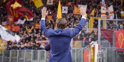 Totti dice addio alla Roma: