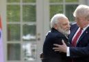C'è una guerra commerciale anche tra Stati Uniti e India