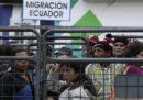 Migliaia di venezuelani sono arrivati in Perù prima dell'entrata in vigore di una legge restrittiva sull'immigrazione