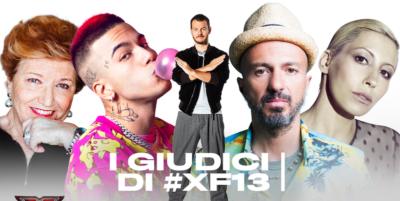 I nuovi giudici di X Factor saranno Mara Maionchi, Malika Ayane, Samuel e Sfera Ebbasta