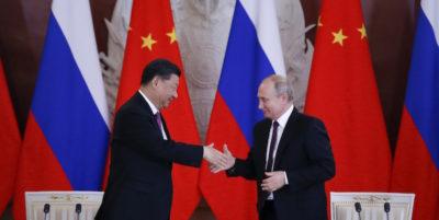Xi Jinping ha detto che Putin è il suo «miglior amico»