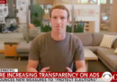 Gira un video falsificato di Mark Zuckerberg