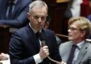 Il ministro dell'Ecologia francese François de Rugy si è dimesso