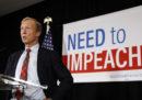 Anche il miliardario statunitense Tom Steyer si è candidato alle primarie del Partito Democratico