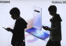 Nell'ultimo trimestre gli utili di Samsung sono diminuiti del 56 per cento