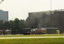 Un piccolo aereo si è schiantato vicino a Dallas, in Texas: ci sono dieci morti