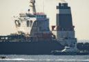 La polizia di Gibilterra ha arrestato il capitano della petroliera bloccata la settimana scorsa perché trasportava petrolio iraniano